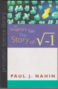 An Imaginary Tale -cover