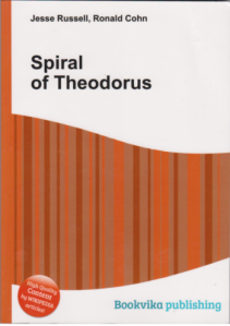 Spiral of Theodorus - cover