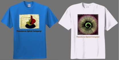 Two T-shirts for website